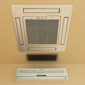 3ds max air condition