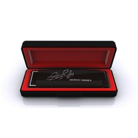 hohner harmonic harmonica 3d model