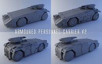 Armoured Personnel Carrier V2