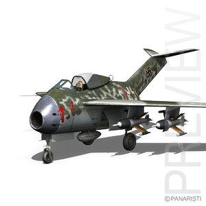 german fighter huckebein ta 3d c4d