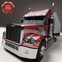 Freightliner Coronado Trailer