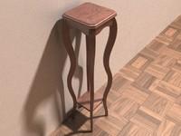 elegant furniture 3d model
