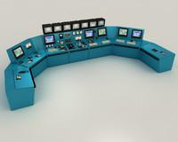 c4d control desk