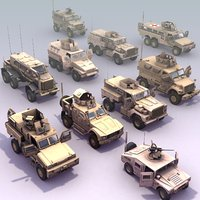 MRAP x10 Collection