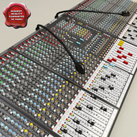 Matrix Dual Function Live Sound Mixer