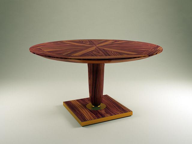 3d model oak cs1027
