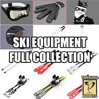 Ski Equipmnet V2
