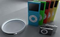 3ds max nano shuffle concept