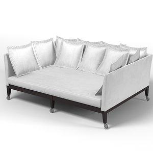 driade neoz sofa 3ds