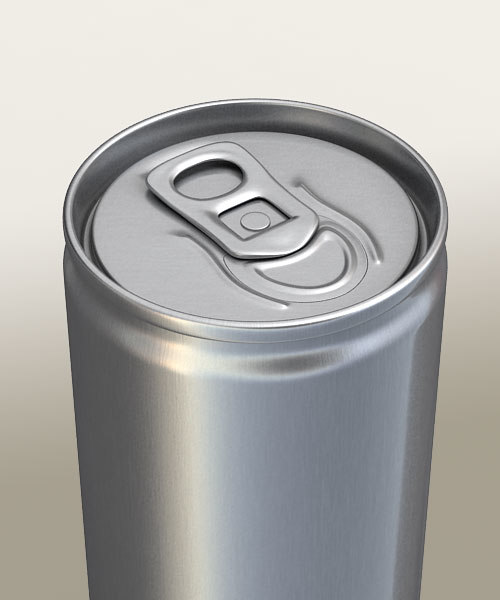 3ds max energy drink box