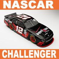 NASCAR Dodge Challenger 2011