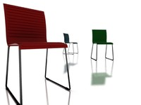 3ds design chair