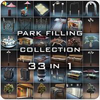 Park Filling Pack