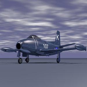 fj1 jet fighter 3ds
