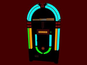 3d jukebox