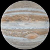 3d model jupiter planet