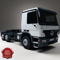Mercedes Benz Actros 3344