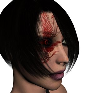 female character max