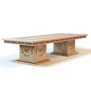 3d table dining