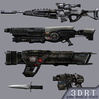3DRT-Sci-Fi-Firearms-animated-pack-ver.1.1.zip