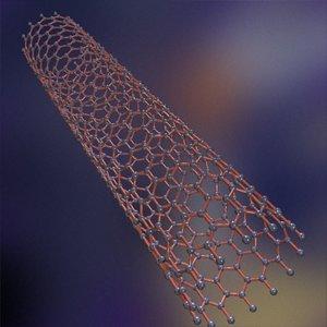 max carbon nanotube tube