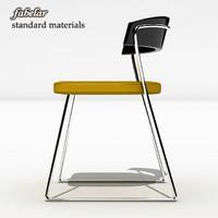 chair standard materials max