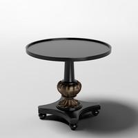 3d model hooker table 500-50-42