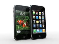 3d model iphone 3g