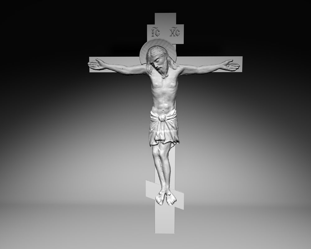 3ds jesus crest