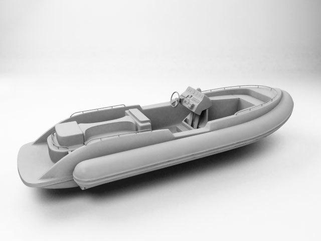 novurania 600 rib 3d model