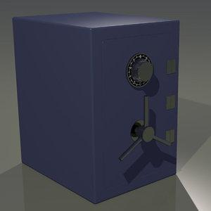 3dsmax safe lock