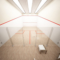 International Squash Court