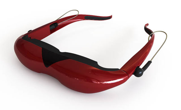 3ds max 3dvision glasses