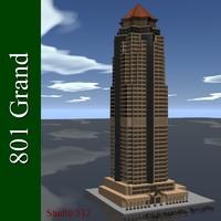 3d 801 grand building principal
