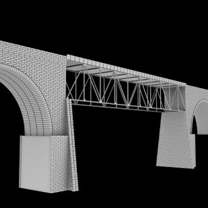 ashtabula railroad bridge 3ds