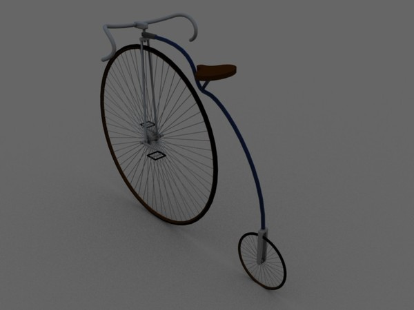 3ds bycicle