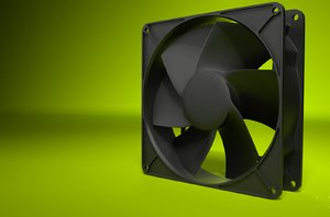 computer fan cooling max