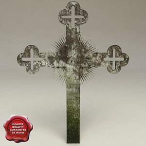 3ds grave cross v3