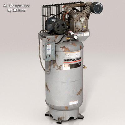 max 5hp air compressor ir-t30