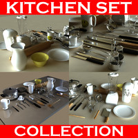 max set kitchen accessories