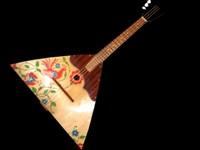 3d model russian instrument