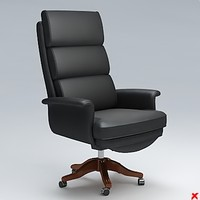 Armchair swivel044.ZIP