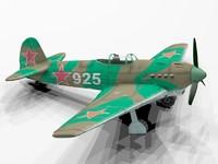 Yak-9 plane