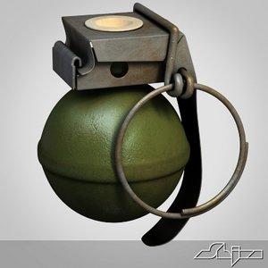 v40 grenade 3ds