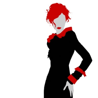 silhouette people style max free