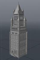 building 3 3d obj
