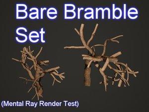 set bare bramble 3d 3ds