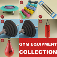 3d gym equipment v2