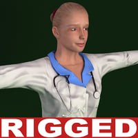 Nurse Rigged V2