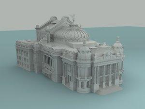 max opera house